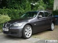 BMW 330D E91 Touring SE Manual FSH - iDrive SATNAV - HANDSFREE - WARRANTY