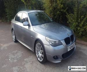 bmw 5 series 520i m sport for Sale