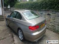 2008 BMW 320D SE*COUPE*BRONZE*TOP SPEC*CREAM LEATHERS*XENONS**Spares or Repairs