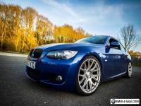 BMW 320d M sport e92 Coupe