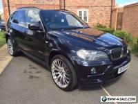 "BMW X5 3.0 DIESEL M SPORT XDRIVE 22"" ALLOYS"