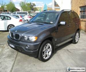 2003 BMW  X5 3.0 PETROL SPORT 180,000 KLMS LEATHER/SUROOF MECH/BODY GOOD  for Sale