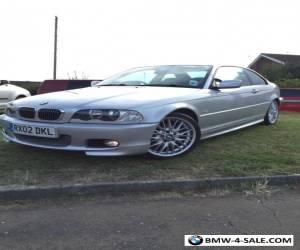 STUNNING! BMW e46 325ci msport petrol auto.  for Sale
