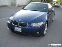 2011 BMW 3-Series 335 XI AWD
