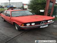 FOR SALE 1980 BMW 320i COUPE 6 CYLINDER AUTO