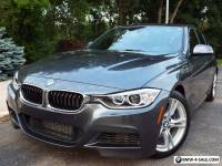 2014 BMW 3-Series TWIN POWER TURBO MSPORT