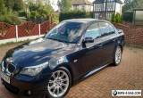 BMW 5 Series Saloon (2006 - 2010) E60 Facelift 3.0 525d M Sport 4dr for Sale