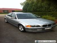 BMW 323i Sedan (2000) (local pick up only, unless organised)