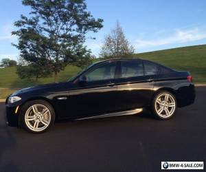 2013 BMW 5-Series 550 M*SPORT*X-DRIVE*BLK/BLK*WARRANTY*$38500 for Sale