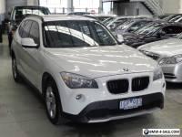 2011 BMW x1 S-Drive 18i Auto Wagon