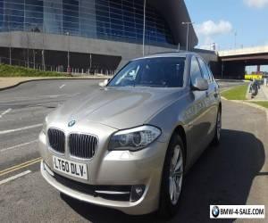 2010 BMW 525D AUTOMATIC,LOW MILEAGE,SOFT-CLOSE,HEAD-UP,PRO-SAT NAV-AUDIO for Sale