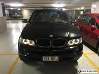 BMW X5 Turbo deisel 2006 facelift