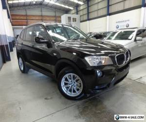 2011 BMW X3 2.0D X-DRIVE for Sale