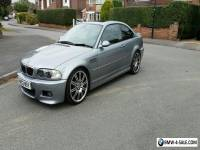BMW M3 2003 Grey Coupe