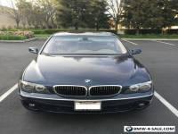 2006 BMW 7-Series BMW 750i