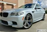 2013 BMW M5 MSRP $128,595! FULL OPTIONS! 600HP Twin-Turbo V8 for Sale