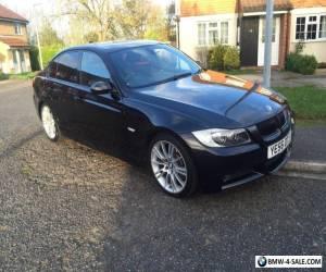 *** BMW 335d TWIN TURBO M Sport Saloon Sapphire Black ***  for Sale