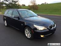 2009 BMW 5-Series 5 SERIES WAGON*AWD*BLUE/TAN*PANO*NAV*WARRANTY