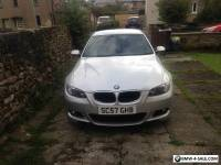 bmw 3 series m sport coupe 320d 2,0L