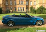 2003 BMW M3 Convertible SMG * RAREST COLOUR * NAVIGATION * FSH * for Sale