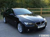 2007 BMW 320I M SPORT BLACK PETROL MANUAL 2.0 ONLY 86,000 MILES, 325 330