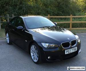2007 BMW 320I M SPORT BLACK PETROL MANUAL 2.0 ONLY 86,000 MILES, 325 330 for Sale