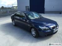 2006 56 BMW 525D SE Blue (not 520d or 530d)