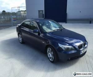 2006 56 BMW 525D SE Blue (not 520d or 530d) for Sale