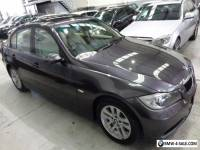 BMW 320D - 2l Turbo diesel, 6 sp Steptronic Auto, 2007