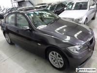 BMW 320D - 2l Turbo diesel, 6 sp Steptronic Auto, 2007