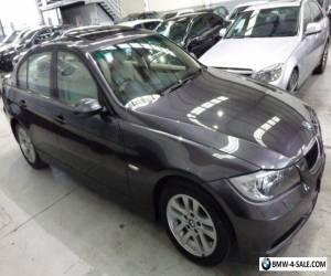 BMW 320D - 2l Turbo diesel, 6 sp Steptronic Auto, 2007 for Sale