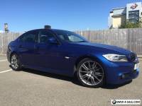 BMW  3 Series 320d M Sport 2.0TD 2011 6 speed manual diesel full leather service