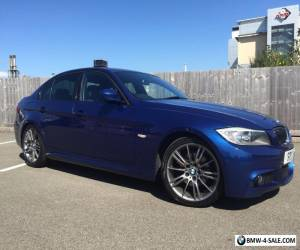 BMW  3 Series 320d M Sport 2.0TD 2011 6 speed manual diesel full leather service for Sale