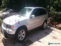 2001 BMW X5 X5 4.4