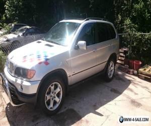 2001 BMW X5 X5 4.4 for Sale