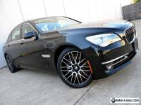 "2013 BMW 7-Series xDrive NEW Savini 20"" Wheels Executive Head Up Nav"