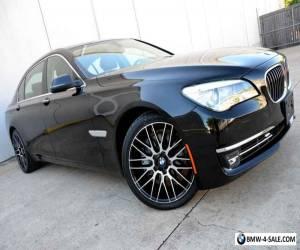 "2013 BMW 7-Series xDrive NEW Savini 20"" Wheels Executive Head Up Nav for Sale"