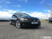 BMW 330i M SPORT SATNAV COUPE MOT FSH MINT CONDITION  325 320 530 330D E92 E93