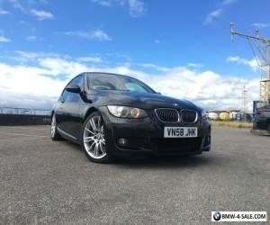 BMW 330i M SPORT SATNAV COUPE MOT FSH MINT CONDITION  325 320 530 330D E92 E93 for Sale