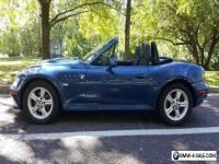 2000 BMW Z3 Z3 2dr Roads