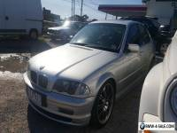 BMW 323I WITH REGO