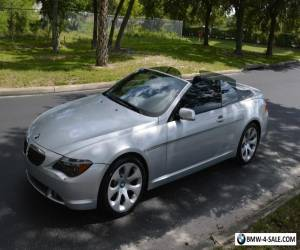 2007 BMW 6-Series for Sale