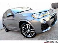 2015 BMW X3 xDrive28d DIESEL M Sport Premium LOADED MSRP $55k
