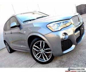 2015 BMW X3 xDrive28d DIESEL M Sport Premium LOADED MSRP $55k for Sale