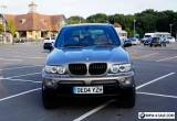 "BMW X5 SPORT - 2004 FACELIFT - 3.0i with LPG - MANUAL - 10M MONTS MOT  20""ALLOYS for Sale"
