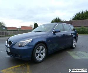 2006 BMW 5 series 520d SE Touring 5dr for Sale