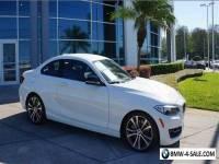 2014 BMW 2-Series 228i