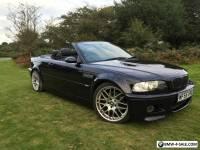 BMW M3 SMG CONVERTIBLE