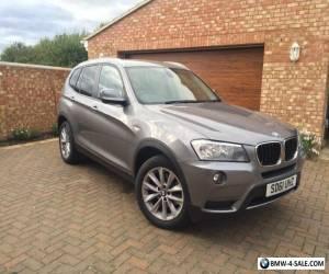 BMW X3 3.0 se for Sale