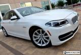 2014 BMW 5-Series Lighting Premium Navi Parking Heated Seats Camera  for Sale